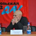 Лев Дуров и Юрий Шерстнёв в Барнауле