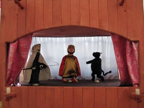 II Краевой «Фестиваль вертепных театров»