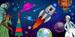 «Космический Новый год» в Барнауле