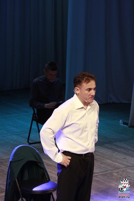 Концерт в честь 35-летия шоу-театра «Калейдоскоп» в Барнауле