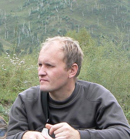 Борисов Виталий, художник, Барнаул