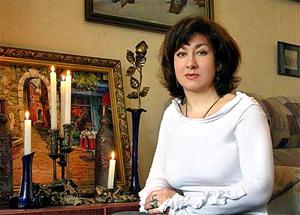Юлия Кикоть, художник, Барнаул