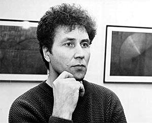 Николай Лейбгам, художник, Барнаул