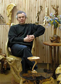 Мозговой Сергей, скульптор, Барнаул