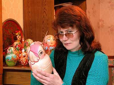 Наговицина Тамара, художник, Барнаул