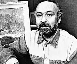 Шишкин Александр Николаевич, художник, Барнаул