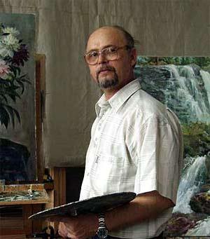 Васин Валерий, художник, Барнаул