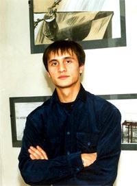 Николай Зайков, художник, Барнаул