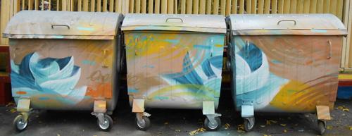 В Барнауле состоится II Graffiti-Battle