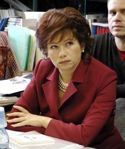 Абрамова Е.А., депутат КСНД, Барнаул