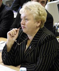 Быкова Наталья Алексеевна - депутат КСНД, врач высшей категории, организатор здравоохранения, Барнаул