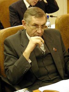 Ермаков Сергей Михайлович - депутат КСНД, Барнаул