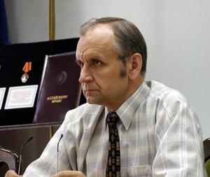 Григорьев Святослав Иванович - декан факультета социологии АГУ, Барнаул