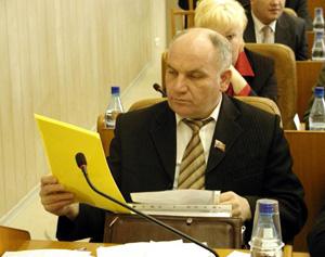 Жаворонков Владимир Васильевич - депутат КСНД, главный врач санатория «Лазурный», Барнаул