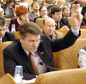 Землюков Сергей Валентинович - депутат КСНД,Барнаул