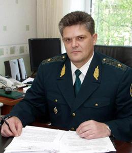 Каширский Александр Николаевич - начальник таможни Алтайского края, Барнаул