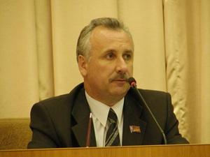 Ларин Борис Владимирович - заместитель главы администрации Алтайского края, Барнаул