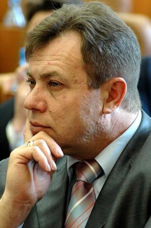 Лещенко Владимир Алексеевич - депутат КСНД, главный врач Диагностического центра Алтайского края, Барнаул