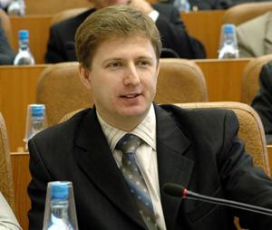 Макаров Дмитрий Вадимович - депутат КСНД, Барнаул
