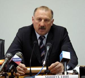 Мишустин Александр Анатольевич - руководитель управления Алтайского края по строительству и архитектуре, Барнаул
