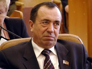 Морозов Геннадий Михайлович - депутат КСНД, генеральный директор ОАО Алмак, Барнаул