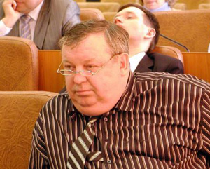Мосиевский Анатолий Викторович - мэр г.Бийска, Барнаул