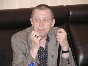 Золотухин Валерий Сергеевич - актер театра и кино, заслуженный деятель искусств России, народный артист России, Барнаул