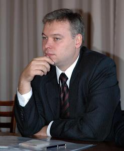 Нечепуренко Евгений Анатольевич - начальник управления Алтайского края по печати и информации, Барнаул