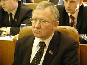 Ожигин Борис Иванович - депутат КСНД, Барнаул