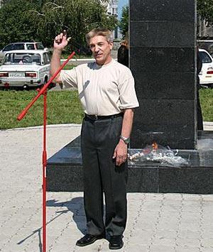 Асатиани Григорий Григорьевич, заслуженный артист России, актер Молодежного театра, Барнаул