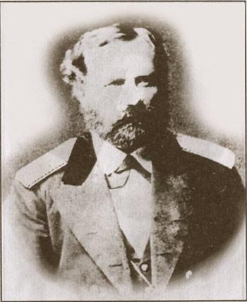 А.А. Черкасов, городской голова в 1885-1894 годах. Фото из собрания С.И. Пирогова