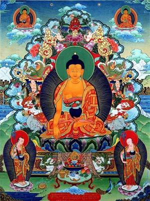 Дня рождения Будды (Камбуцу-э)