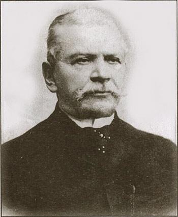 Н.А. Давидович-Нащинский, городской голова в 1877-1881 годах