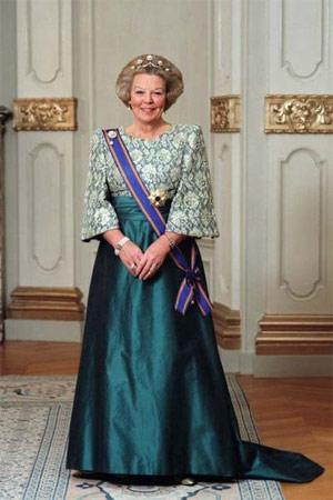 Королева Беатрикс - Нидерланды