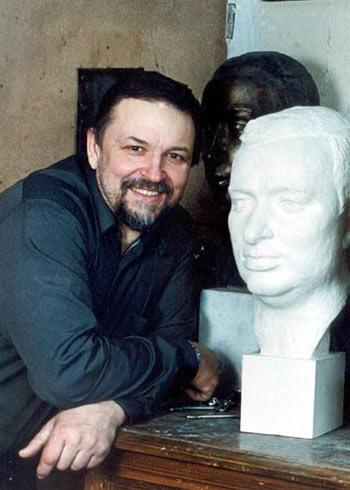 Кульгачев Михаил Алексеевич, скульптор