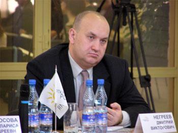 Негреев Дмитрий, журналист, главный редактор сайта ПолитСиб.ру