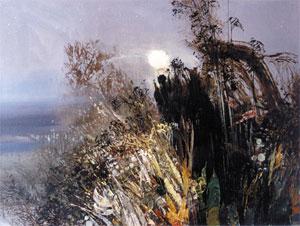 Работа художника Валерия Октября