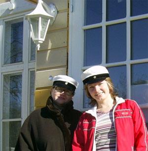 День святого Вальпурга, Первомай (Финляндия)