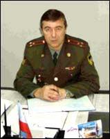 Романов Вячеслав Анатольевич, начальник управления по делам ГОЧС г. Барнаула