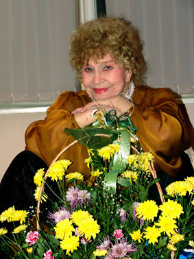 Светлана Талалаева, народная артистка России, актриса Алтайского краевого театра драмы, Барнаул