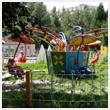 Лесная Сказка, парк Индустриального района, Барнаул