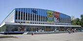 Дворец зрелищ и спорта, Барнаул