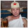 Старый Новый год в «Pistols», Барнаул