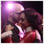 Праздник «Сальса Новый год!» в стиле «latino» от студии танцев «Лариса»