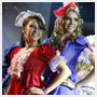 Зрители конкурса «Мисс Эконом-2011» на один вечер попали в сказку
