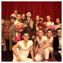 Larisa Dance Show и Александр Рухадзе приняли участие в праздничных концертах, посвященных Дню Победы, в Киргизии