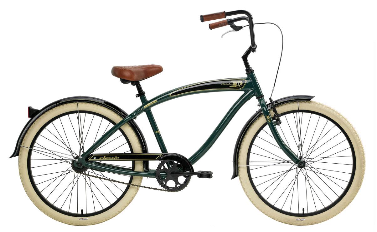 Велосипеды круизеры и их особенности