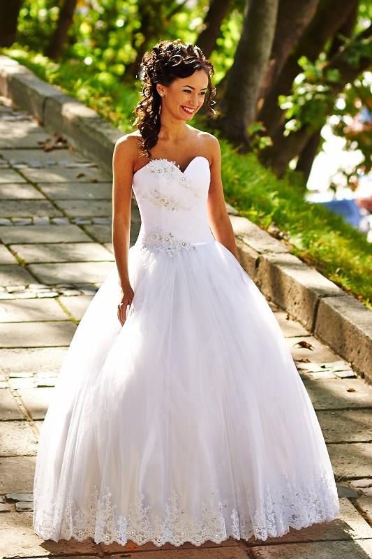 Платья на свадьбу самые красивые