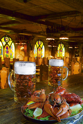 «Бюргер-бир», пивной ресторан, Барнаул