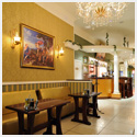 Тициан-Европа, кофейня-ресторан в Барнауле
